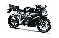 Модель мотоцикла Maisto 1:12 Honda CBR 1000RR (31101-6 Honda CBR 1000RR black)