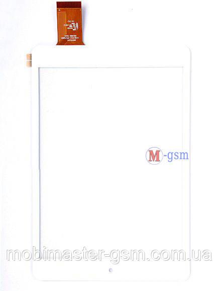 "Тачскрин (сенсорный экран) AINOL Novo 8"" Bravis, Advanced mini ( p/n: FPC720DR, C196131A1-FPC720DR) белый"