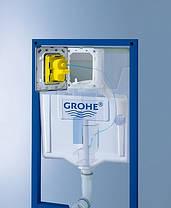 Инсталяция GROHE Rapid SL + квадратная кнопка, фото 3