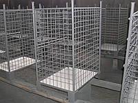 Контейнера металлические - производство