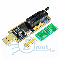 CH341A PRO, USB программатор 24-25 FLASH 24 EEPROM