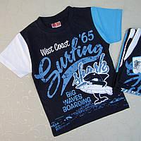 """Футболка для мальчика 1-4 лет, """"KBT"""", Турция.  Детские футболки, футболки для мальчиков летние, фото 1"""