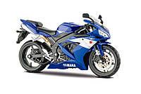 Модель мотоцикла Maisto 1:12 Yamaha YZF-R1 Blue (31101-17)