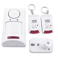 Беспроводная сигнализация 110 с датчиком движения Sensor Alarm
