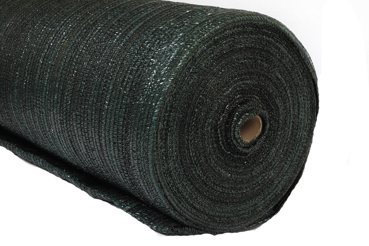 Затіняюча сітка зелена 60% 1,2 м. х 100м.