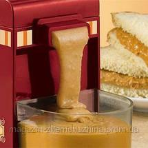 Аппарат для арахисовой пасты Peanut Butter Maker Машинка для измельчения орехов Пинат Батер Мейкер, фото 3