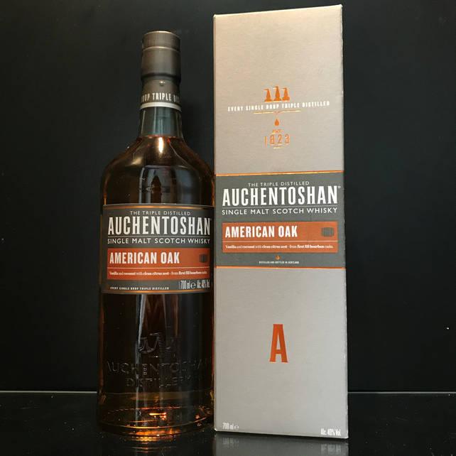 Шотландский виски Auchentoshan American Oak 0.7л