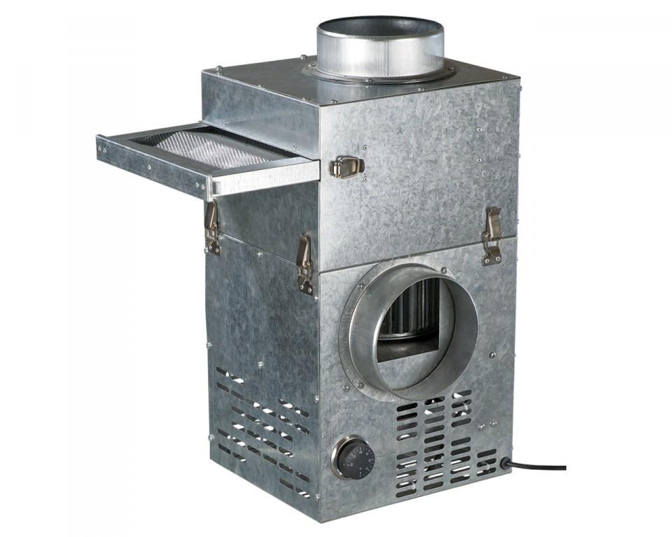 Каминный вентилятор Вентс КАМ - ФФК 150 (520 м³/ч)
