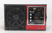 Радио RX 132 с пультом,Портативный радиоприемник GOLON QR-132!Акция, фото 2