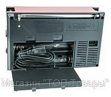 Радио RX 132 с пультом,Портативный радиоприемник GOLON QR-132!Акция, фото 3