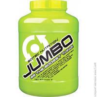 Гейнер Scitec Nutrition Jumbo 4.4кг, кокочино