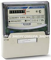 Электросчетчик Энергомера ЦЭ 6803В/1 220В 1-7,5А М7Р32 трехфазный однотарифный