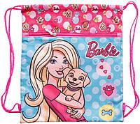 """Сумка для обуви """"1 Вересня"""" SB-01 Barbie mint"""