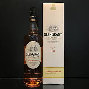 Односолодовый виски GlenGrant The Major's Reserve 0.7l
