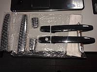 Накладки на ручки дверей хром 4 шт MITSUBISHI OUTLANDER 2007-