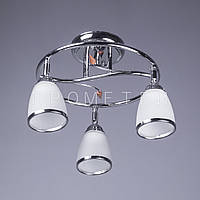Люстра спот (направляемая) на 3 лампочки P3-8580/3/CR+WT