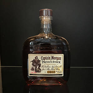 Ямайский ром Captain Morgan Private Stock 1l