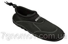 Тапочки для кораллов, аквашузы, обувь для плавания, дайвинга, серфинга BECO 9217 0