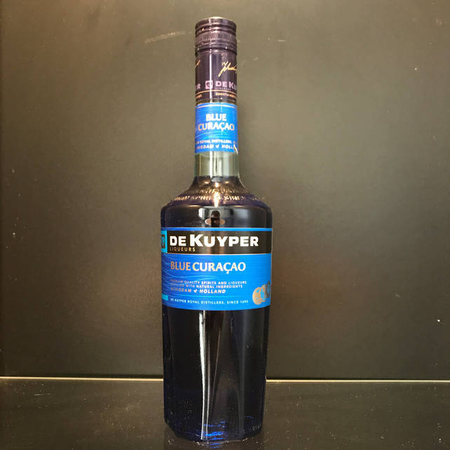 Ликёр De Kuyper Blue Curacao 0.7л