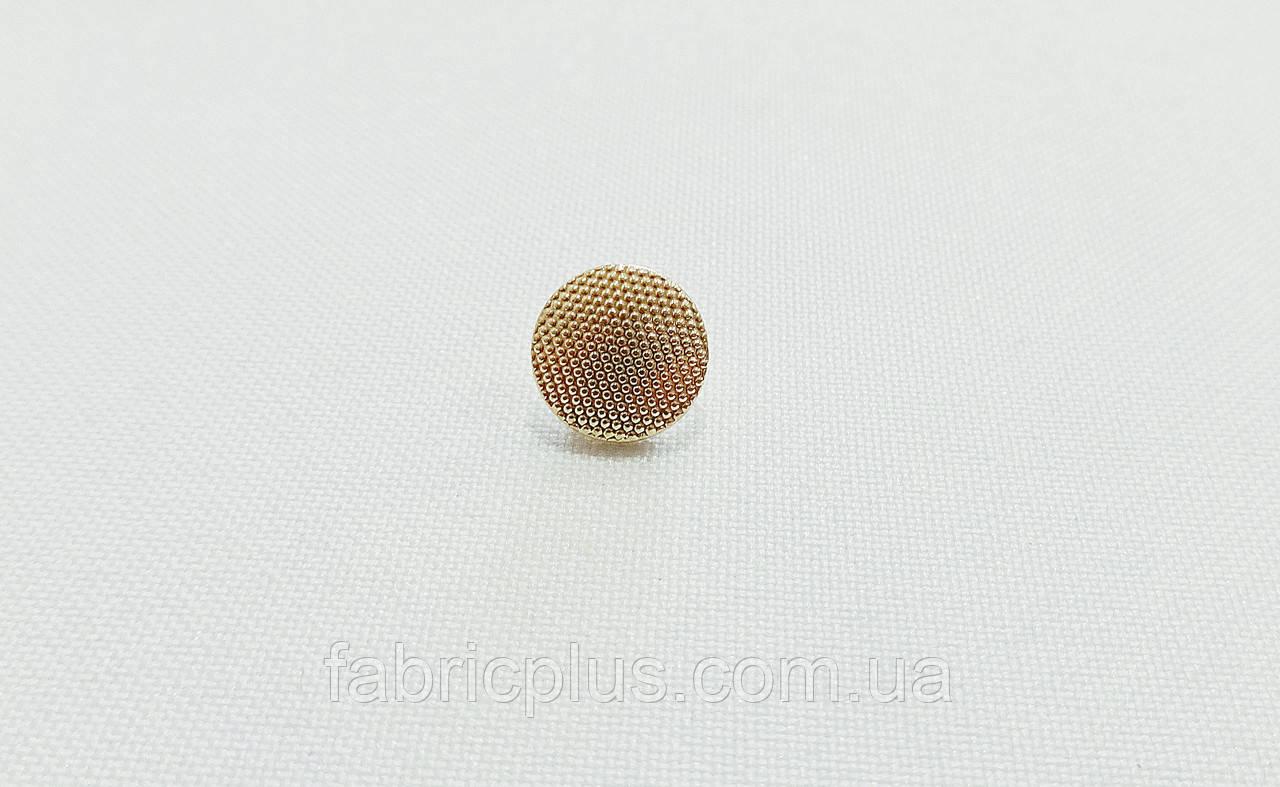 Пуговица  на  ножке  99058 (золот.) 10 мм