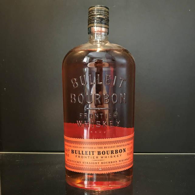 Бурбон Bulleit Burbon 1л (премиальный виски)