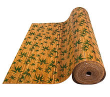 Бамбукові шпалери,листя бамбука