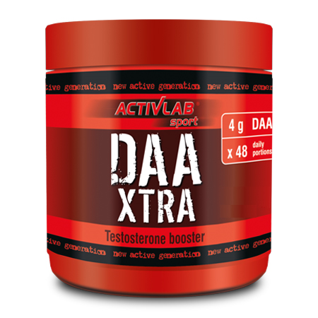 Бустер тестостерона ActivLab - DAA Xtra (240 грамм)