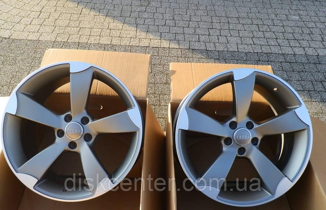 литые диски R18 5x100 Audi A3 Tt Rotor цена 17 000 грнкомплект