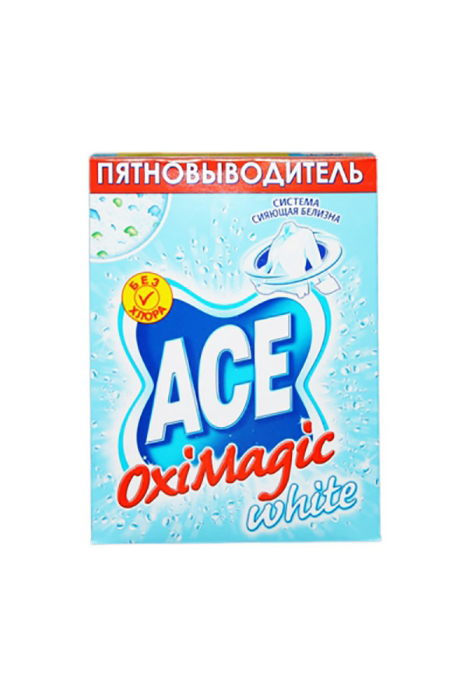 Порошок двидалення плям АСЕ Oxi Magic White 500г
