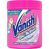 Універсальний засіб VANISH OXY для виведення плямз активним киснем 1 кг