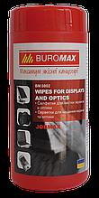 Серветки для екранів та оптики, JOBMAX