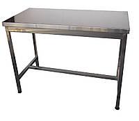 Стол производственный из нержавеющей стали ( 600х600х850 )
