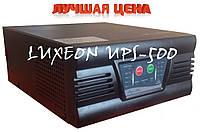 Источник бесперебойного питания ИБП LUXEON UPS-500Z