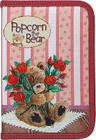 Пенал (1 отд. 1 отв) KITE 2014 Popcorn 621 (PO14-621K)