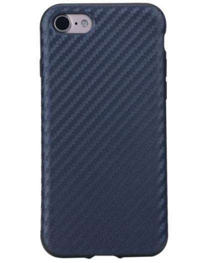"TPU чехол Rock Origin Series (Textured) для Apple iPhone 7 / 8 (4.7"") Синий / Blue"