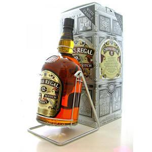 Виски Chivas Regal Чивас Ригал 12 years 4.5л на качелях