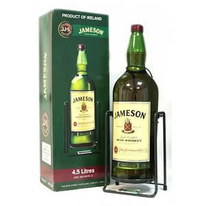 Jameson Джеймсон ирландский виски 4.5л на качелях