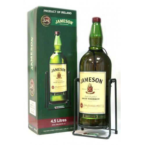 Jameson Джеймсон ирландский виски 4.5л на качели