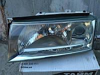 Фара основная skoda octavia tour с линзой ПТФ 1U1 941 017 P