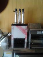 Пивоохладитель 3-проточный (три колонны) охладитель пива,