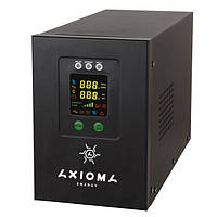 Гибридный инвертор 800ВА (500Вт), 12В + MPPT контроллер 20А 12В, AXEN.IS-800