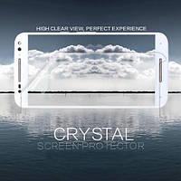 Защитная пленка Nillkin Crystal для Motorola Moto X Style (XT1572) Анти-отпечатки