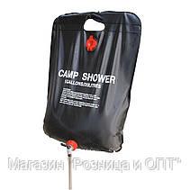 Душ для дачи - Camp Shower (переносной походный душ мешок)!Опт, фото 3