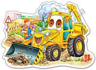 Пазлы Castorland 015047 Трактор