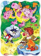 Пазлы Castorland 03221 Невиданные звери
