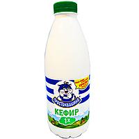 Кефир Простоквашино 1% (1л)