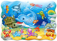 Пазлы Castorland 03501 Подводные друзья