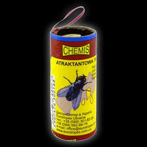 Чемис (Chemis) липкая лента, средство от мух, мухоловка