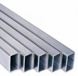 Алюминиевая труба прямоугольная 40x20x1,2 3-6м АД31