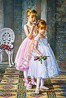 Пазлы Castorland 103218 Юные балерины